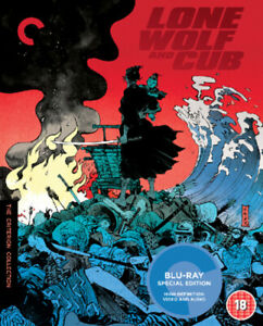Lone Wolf and Cub - The Criterion Collection (1980) [18] Blu-ray Box Set