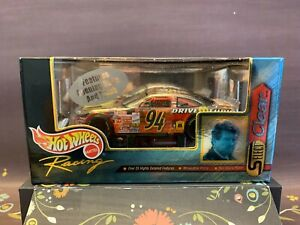 #94 BILL ELLIOTT 1/43 Select Clear NASCAR HOT WHEELS RACING 1999