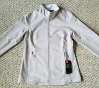 Under Armour Storm New w/Tags Womens 1321442-592 Gray Softshell Jacket Size M