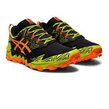 Asics Mens Gel-FujiTrabuco 8 Trail Running Shoes Trainers - Black