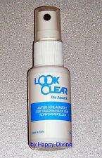 Anti Beschlag Spray 30 ml f. Tauchermasken, Skibrillen, Helmvisiere