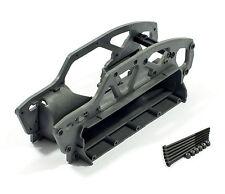 HPI SAVAGE FLUX XS MINI Main plastic chassis x rails set + screws bolts nuts