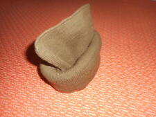 BRITISH ARMY :  ''RELIC''  WWII COMMANDO WOOL CAP or SCARF COMFORTER  WWII  .,