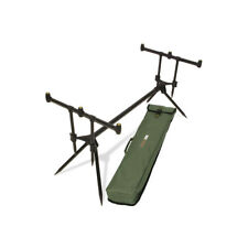 Supreme Carp Fishing Pod NGT Adjustable Buzz Bars 3 Rod Set up Terminal Tackle