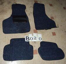 B20 - KIT SET TAPPETI IN MOQUETTE FIAT 126 500 850 blu