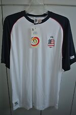 USA National Team 2010 World Cup South Africa Jersey Mens XL/NWT