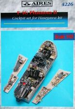 AIRES 1/48 F-4G Phantom II COCKPIT SET FOR HASEGAWA KIT # 4226