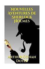 Les Nouvelles Aventures de Sherlock Holmes by Arthur Conan Doyle (2015,...