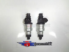 TRE 1600cc Fuel Injectors Fit Denso Turbo Mazda RX7 RX8 FC3S 13B 20B REW GT R3 2