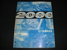 2000 Motorcycle & Atv Technical Update Manual