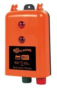 GALLAGHER B60 ENERGIZER