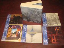 BRUCE COCKBURN HIGH WINDS  JAPAN REPLICA 5 OBI CD RARE BOX SET SPECIAL PRICE