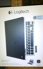 Logitech Keyboard Case*Apple iPad 2/3/4*BLACK & WHITE*list$89.99*NEW*GREAT CASE*