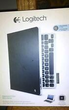 Logitech Keyboard Case*Apple iPad 2/3/4*BLACK & WHITE*list$89.99*NEW*GREAT CASE*