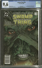 SWAMP THING #49 CGC 9.6 NM+ White Pages 1ST JUSTICE LEAGUE DARK