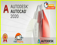 Autodesk Autocad 2020 ✅ Academic Licence ✅ Windows & Mac ✅ Fast Delivery
