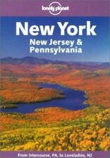 Lonely Planet New York, New Jersey & Pennsylvania (Lonely Planet New York State)