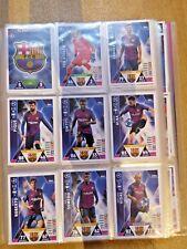 Match Attax Champions League 18/19 2018/2019 FC Barcelona  15 Base Karten