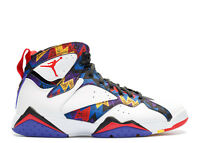 SALE Nike Air Jordan Retro VII 7 Nothin But Net Ugly Sweater 304775-142 10.5 15