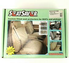 Covercraft SS2372TTCB Seat Cover 2007-09 Chevrolet Tahoe, Conceal Brown MH1006