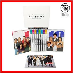 Friends DVD Box Set 1-10 The Complete Series Region 2 Anniversary Edition M13