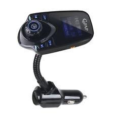 Car Wireless Transmitter Bluetooth Adaptor Kit Audio Receiver Mp3 Player