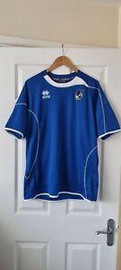 Bristol Rovers Training Football Shirt Jersey Mens XL