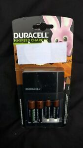 Duracell Hi-Speed Charger CEF14