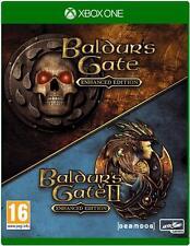 Baldur's Gate Enhanced Edition For Xbox One (New & Sealed)