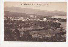 Cavalaire France Vue Generale [RM 1] Vintage Postcard 806a