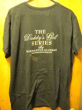 NORMANDIE ALLEMAN ~ SIGNED ~ XL ~ Daddy's Girl Series~ Who's Your Daddy? T Shirt