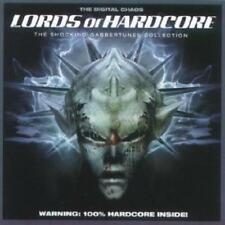 LORDS OF HARDCORE = Angerfist/Ophidian/Brown/Biodome...= 2CD = HARDCORE GABBER