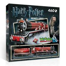 Wrebbit Harry Potter Hogwarts Express 3D Jigsaw Puzzle Model (460 Pieces) - New