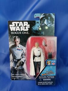 "Imperial Director Krennic Rogue One A Star Wars Story 3.75"" Action Figure - NEW!"