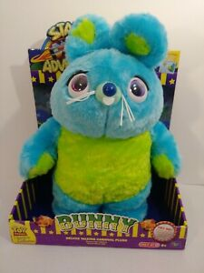 New Disney Toy Story 4 Target Signature Collection Bunny Deluxe Talking Plush