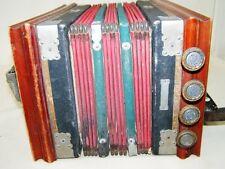 Bello vecchio Fisarmonica, Wolf & Co, Klingenthal