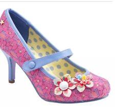 Joe Browns Couture Malia Donna OCCASIONE Scarpe Rosa/Lilla Tg UK 4