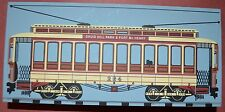 Cat's Meow Village Baltimore Streetcar #264