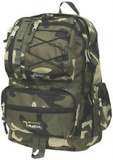 Tactical Camoflauge Backpack Rucksack School Pack Bag NEW  Camo 283G Hiking Day