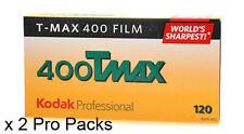 Kodak TMY 120 TMax 400 B&W Print Film ISO400 (10-Rolls) FRESH DATED