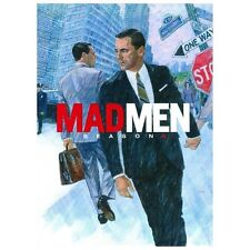 New! MAD MEN Season 6 Six Sixth on DVD 4-Disc Set USA BRAND NEW!