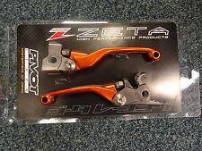 Zeta Flexi Freno & Embrague Palanca KTM SX EXC SXF 250 300 350 400 450 06 - 13