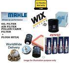 pour Nissan X-Trail 2.0 2001-2007 air huile Le pollen / Filtre d'HABITACLE Set &