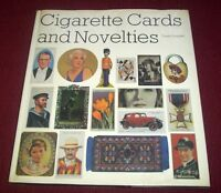 Collezionismo cartaceo - Cigarette Cards and Novelties - 1^ed. 1981