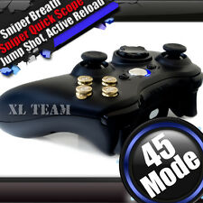 XBOX 360 RAPID FIRE BULLET BUTTONS MODDED CONTROLLER MW3 BLACK OPS 3 JITTER