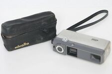 Minolta 16 EE II camera - display collector submini item