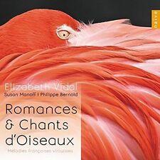 CD de musique classique vocaux digipack