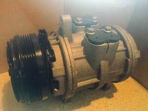 Brand New FS6 AC Compressor 5 groove 1981 Ford Escort 1.6L A/C Compressor