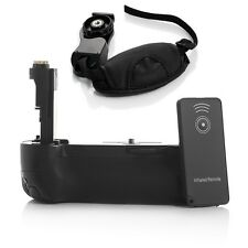Battery Grip for Canon EOS 5D Mark III 3 + Remote control + Camera Hand Grip New