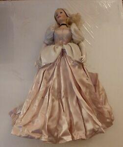 Disney Franklin Mint Collector's Edition Porcelain Cinderella Doll
